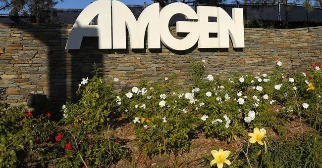 Amgen posts 1Q sales, profit jumps, raises profit forecasts