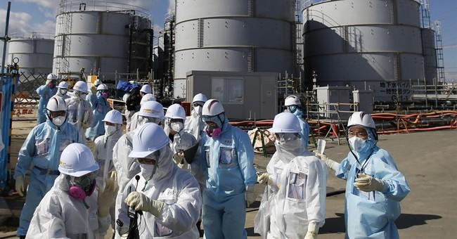 AP Interview: Fukushima plant's new ice wall not watertight