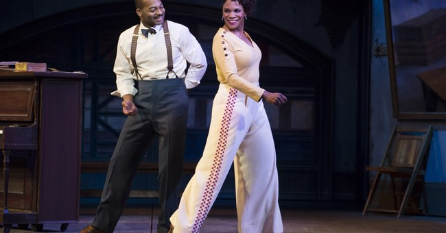 Review: Broadway's new 'Shuffle Along' celebrates a past hit