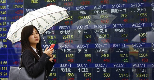 Nikkei leads global sell-off after Bank of Japan inaction