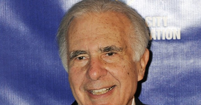Carl Icahn sells Apple stake, citing China worries