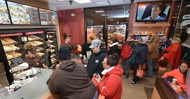 Dunkin' targets Starbucks by going after espresso drinkers