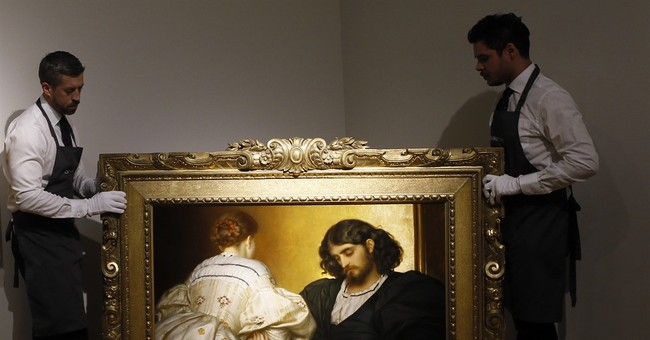 Lucian Freud portrait could fetch $29 million at Christie's