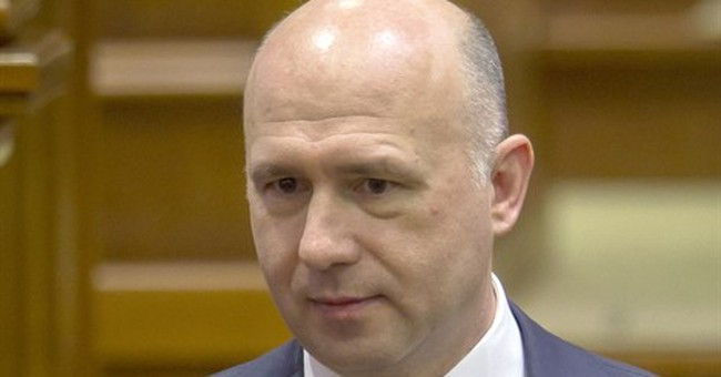 Moldova PM: reforms must start with the government