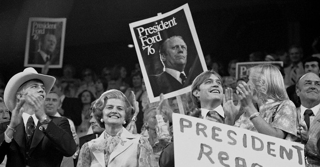 '76 a window into ugliness of a GOP contested convention