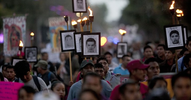 Mexico ruling may jeopardize case of missing students