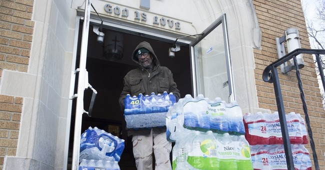 Michigan National Guard, FEMA help Flint amid water crisis