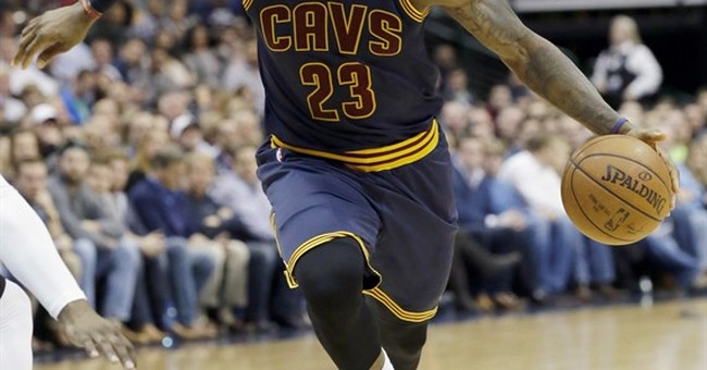 LeBron James enters reality TV fray with 'Cleveland Hustles'
