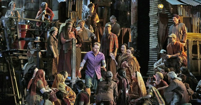 'Pearl Fishers' is latest Met HD broadcast