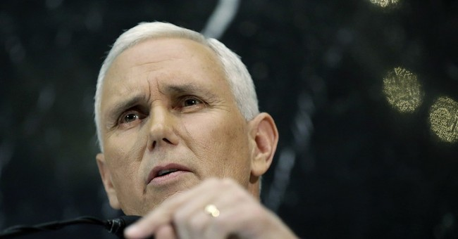Pence backing religious freedom in LGBT rights debate
