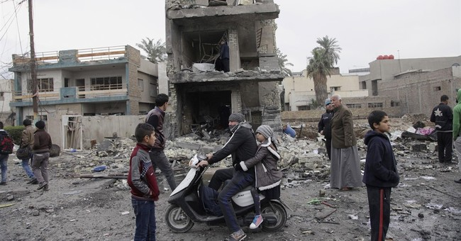 Iraq attacks shatter relative calm after IS losses