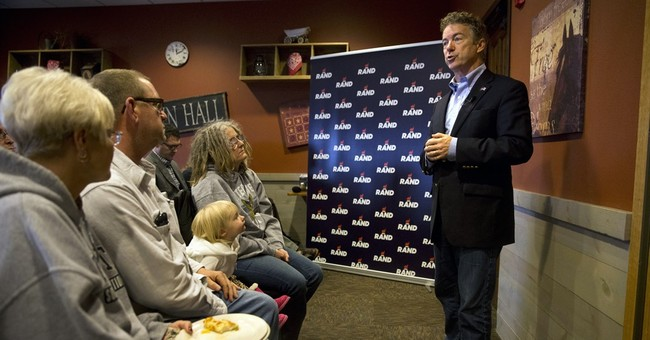 Underdog candidates keep powering along the campaign trail