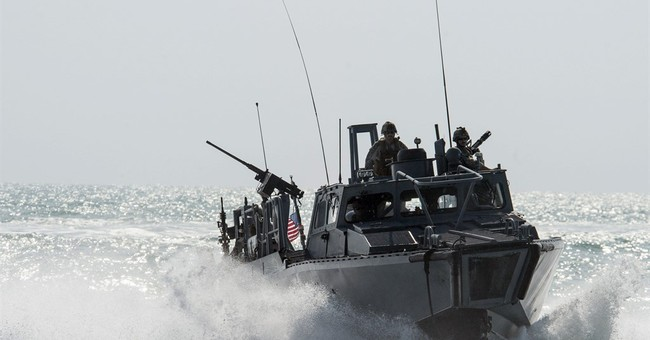 Pentagon: 2 US Navy boats held by Iran but will be returned