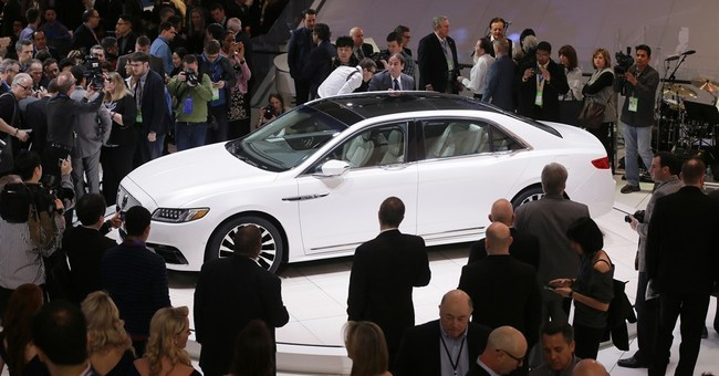 Lincoln revives the Continental, with eye on China