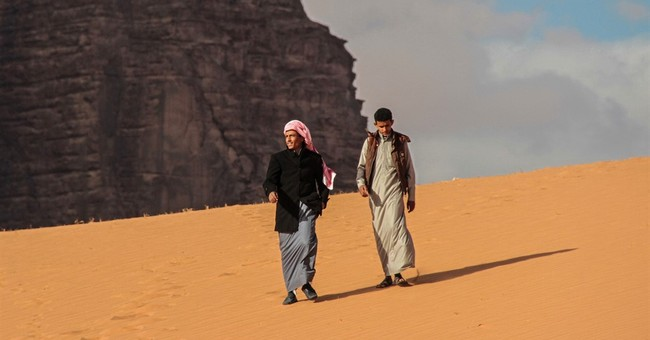 Bedouin coming-of-age drama vying for Oscar nod