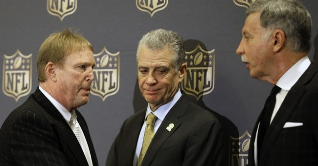 NFL approves Rams to LA, Chargers option to join