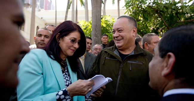 Venezuela's first lady says DEA kidnapped her nephews