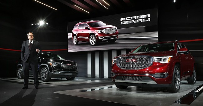 Wheels to Watch: GMC Acadia sheds weight, gets nimble