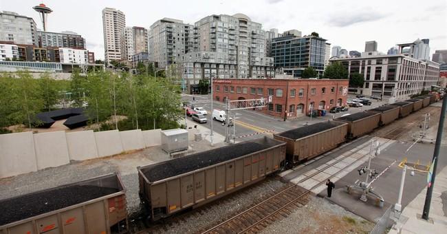 Study analyzes impact of Washington state coal-export plan