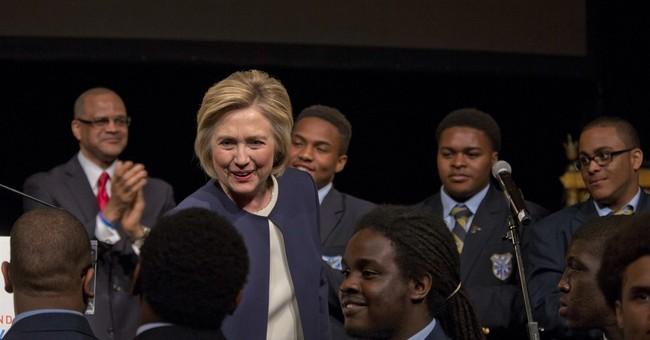 Clinton endorses all-boys public schools in high-crime areas