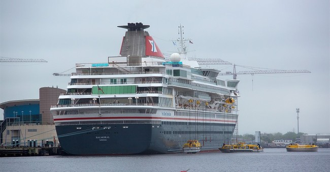 Norovirus sickens 159 on cruise ship docked in Norfolk