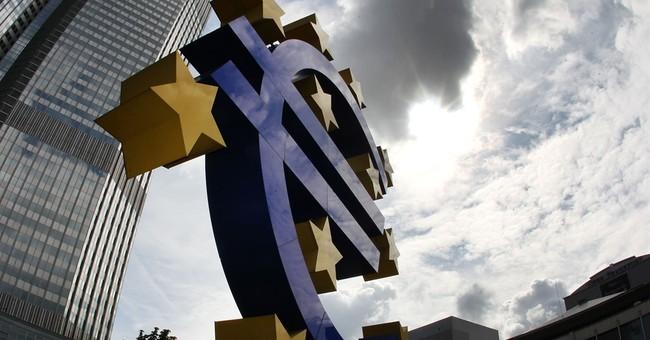 Eurozone economy regains size of 2008 but remains shaky
