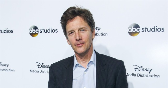 Andrew McCarthy is downright creepy in ABC's 'The Family'