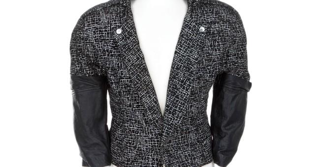 AP Exclusive: Prince's 'Purple Rain' coat is up for auction