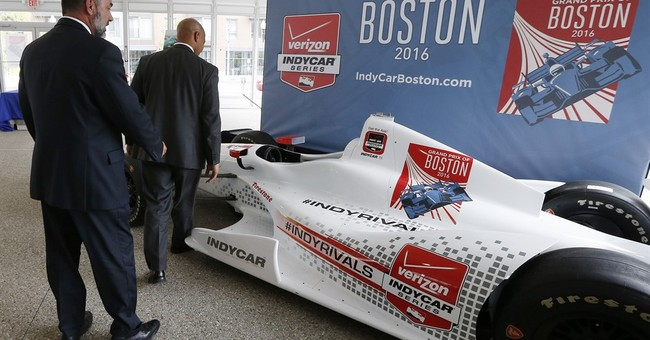 Scheduled IndyCar race on streets of Boston canceled