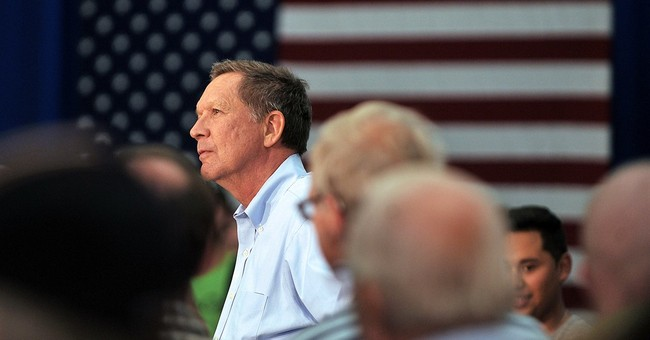 Kasich calls for balance on gay rights, religious beliefs
