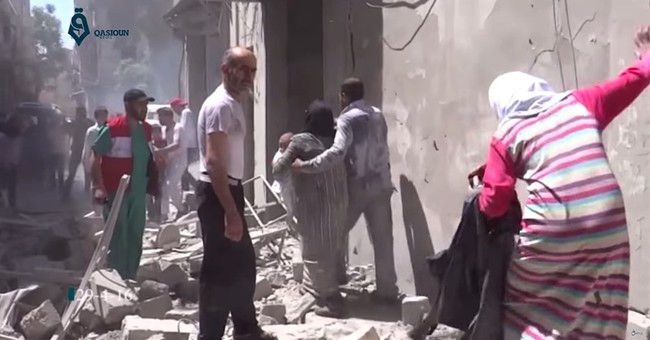 Rising violence kills over 200 in a week in Syria's Aleppo