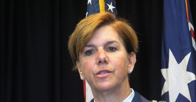 Senate confirms first female officer for warfighting command
