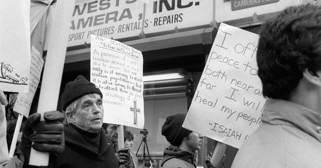 Peace activist, Jesuit priest Daniel Berrigan dies at 94