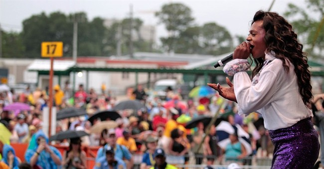Jazz Fest: Stevie Wonder, Snoop Dog acts canceled by rain