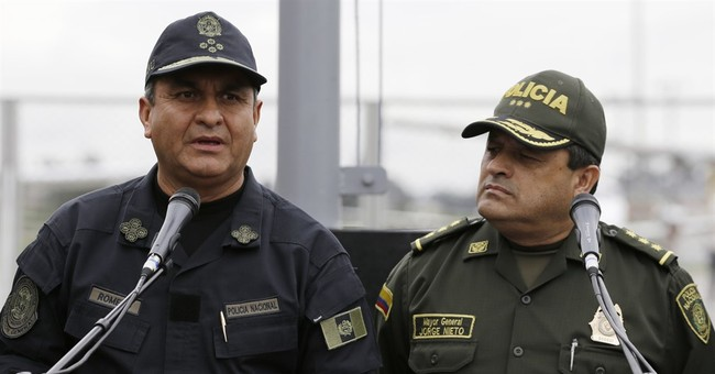 Colombia deports man called Peru's most-wanted drug criminal