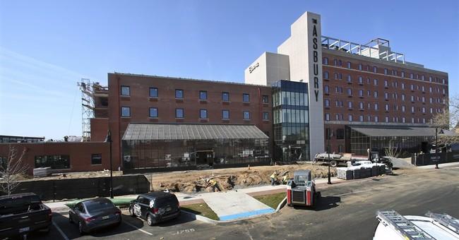 Correction: Asbury Park-New Hotel story