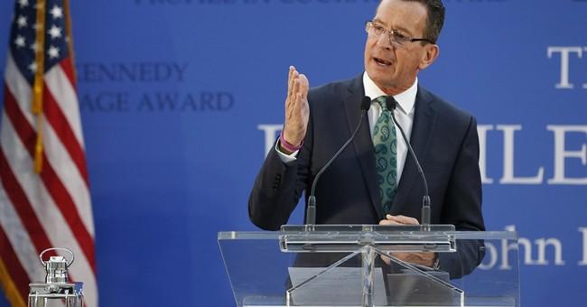 Connecticut governor gets JFK award for pro-refugee stance