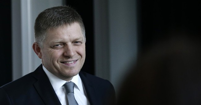 Slovakia's premier leaves hospital after heart surgery