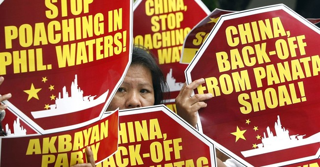 SOUTH CHINA SEA WATCH: Will China build on disputed shoal?
