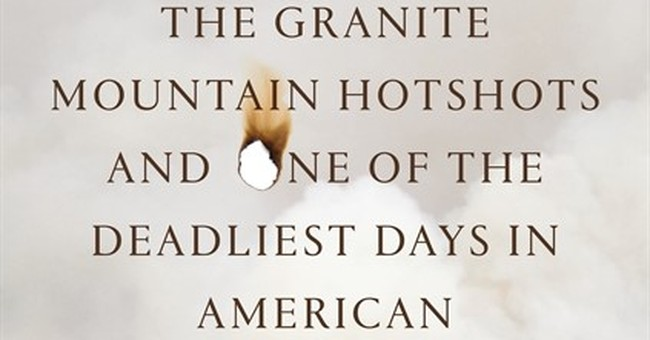 New book about Ariz. wildfire that killed 19 firefighters