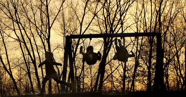 Monkey bars alert: Playground concussions are on the rise