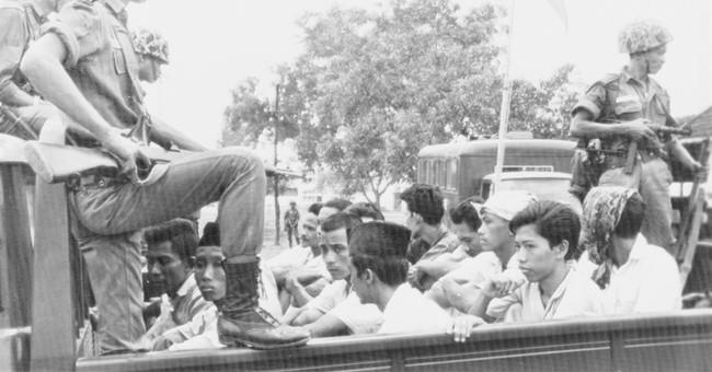 Massacre survivors give Indonesian gov't list of mass graves