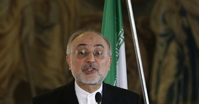 Iran's atomic chief visits Prague to talk nuclear business