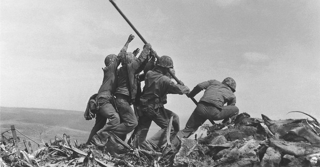 Marines investigating claim about men in Iwo Jima photo