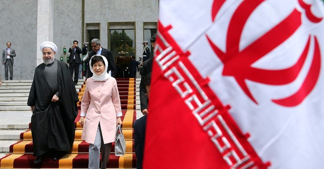 Iran leader urges for nuclear weapons-free Korean Peninsula