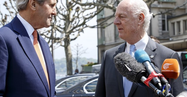 Intense diplomacy, proposals for new Syria cease-fire