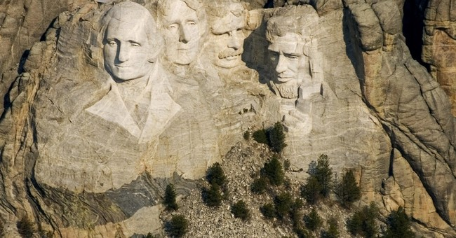 Fireworks likely source of Mount Rushmore water pollution