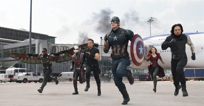 Captain America says he isn't afraid of superhero fatigue