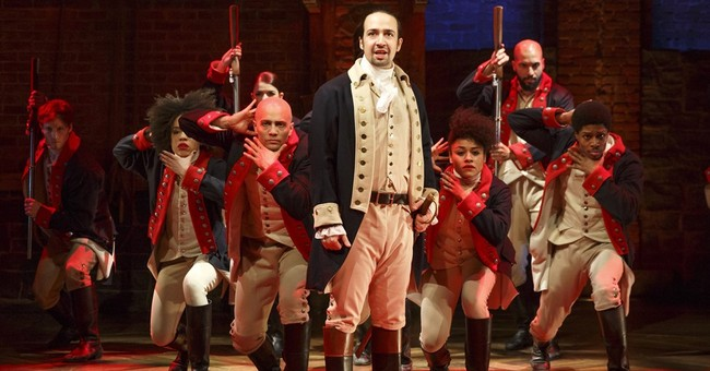 Broadway musical 'Hamilton' does what it always does _ stuns