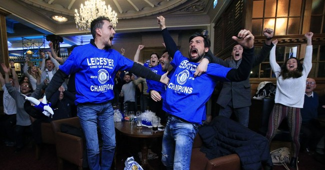 Dreams can come true: Leicester wins English soccer title
